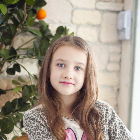 Норкина Арина 10 лет. Голосование за Мини Мисс Ульяновск