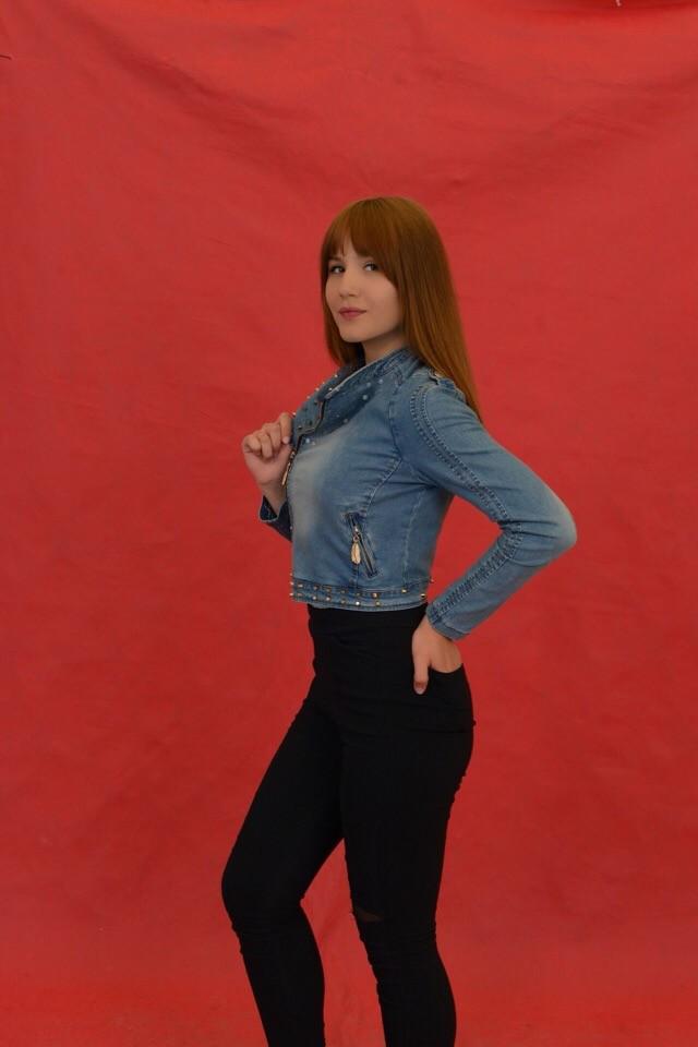 Захарова Екатерина 16 лет. Голосование за Мисс-2018