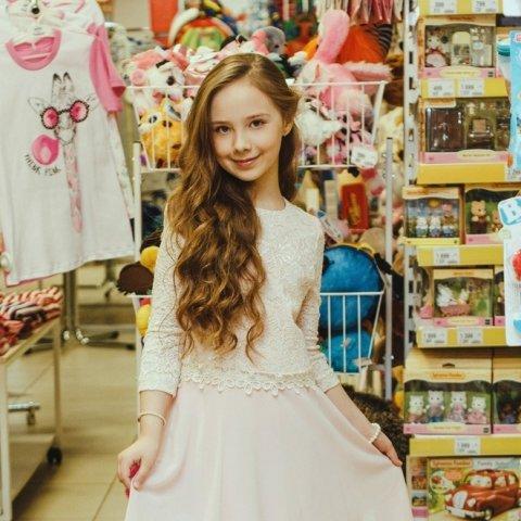 Рубцова Карина 11 лет. Голосование за Мини Мисс Ульяновск