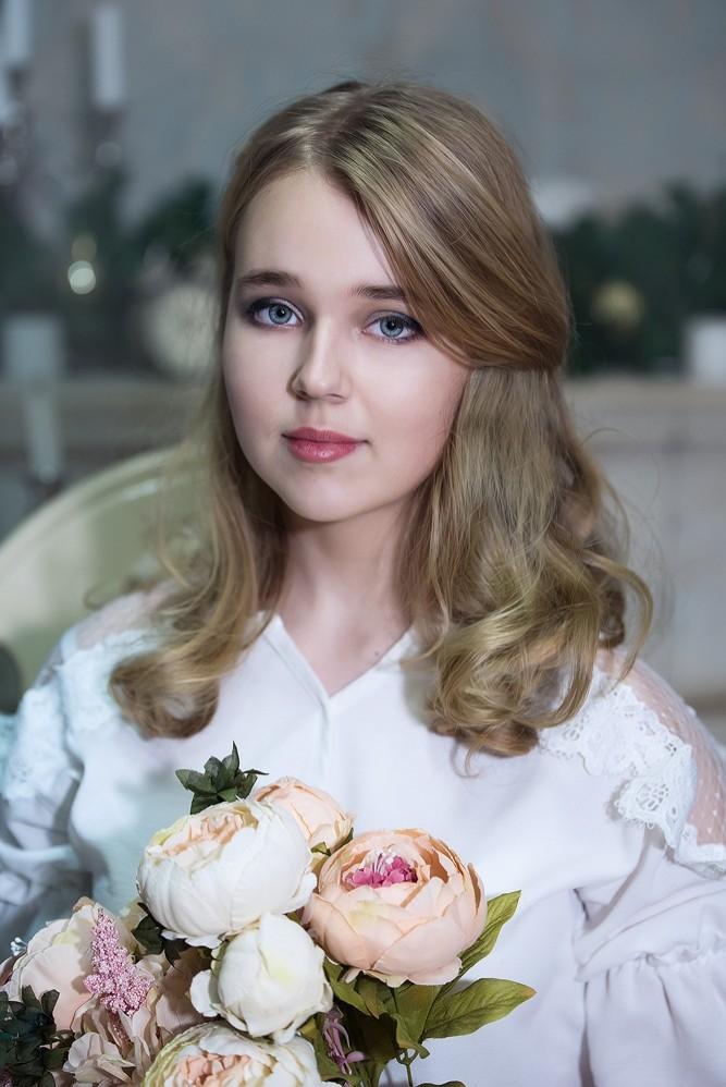 Качкаева Анастасия 13 лет. Голосование за Юную Мисс Ульяновск