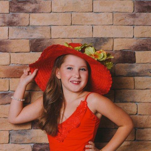 Чернобровенко Дарья 8 лет. Голосование за Маленькую Мисс Ульяновск