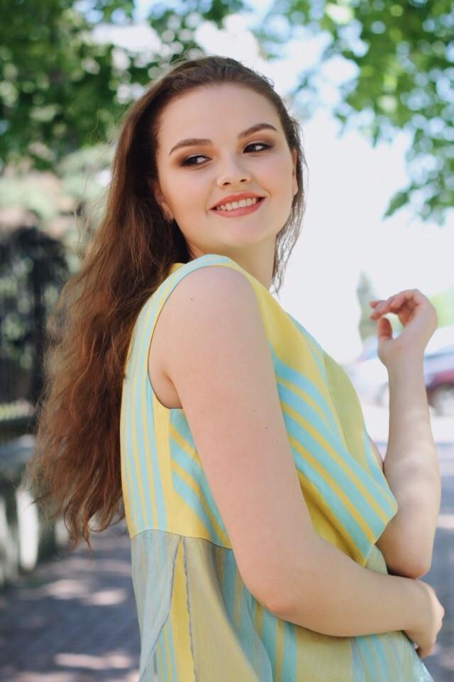 Портнова Ангелина 16 лет. Голосование за Мисс-2018