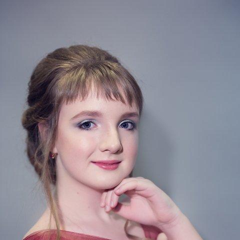 Сипатова Арина 12 лет. Голосование за Юную Мисс Ульяновск