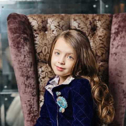 Валиуллина Софья 8 лет. Голосование за Маленькую Мисс Ульяновск. Голосование за Маленькую Мисс Ульяновск