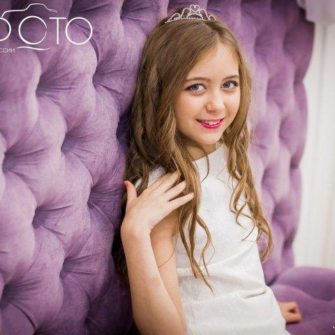 Осипова Анастасия 10 лет. Голосование за Мини Мисс Ульяновск