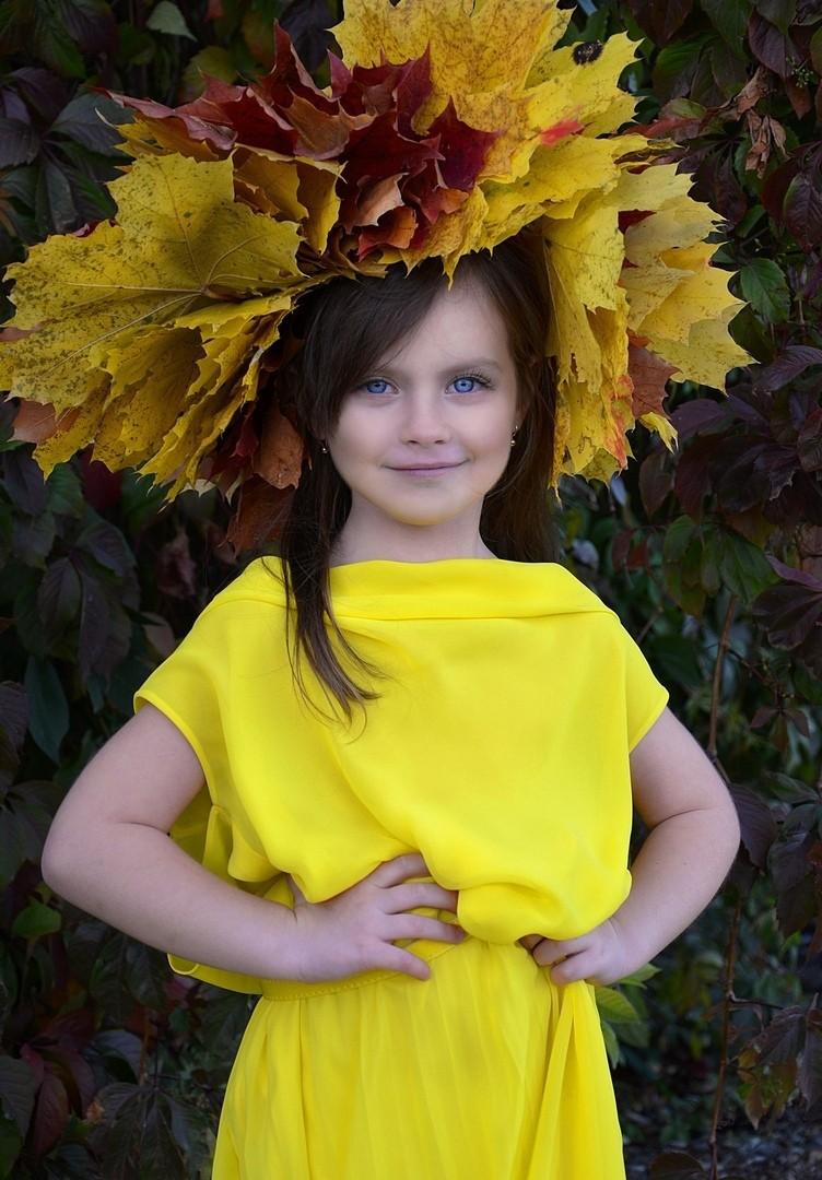 Кудрявцева Мария 6 лет. Голосование за Маленькую Мисс Ульяновск