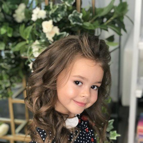 Бессмертная Варвара 5 лет. Голосование за Маленькую Мисс Ульяновск
