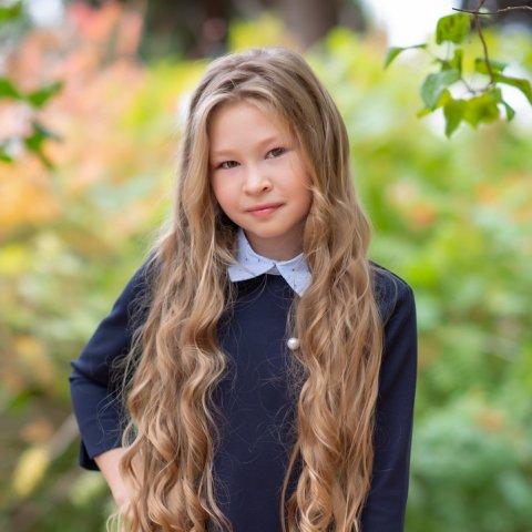Мухаметшина Есения 11 лет