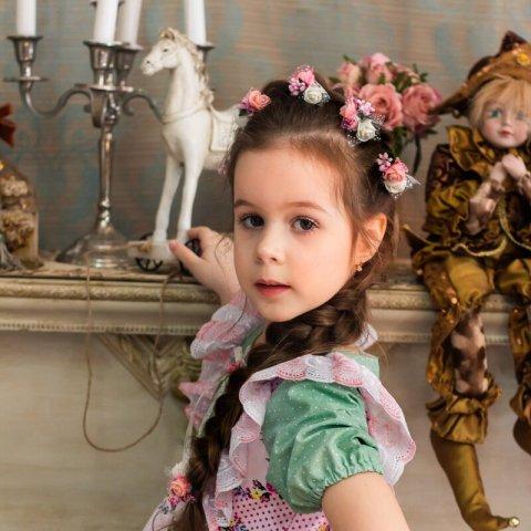 Панова Эмилия 6 лет