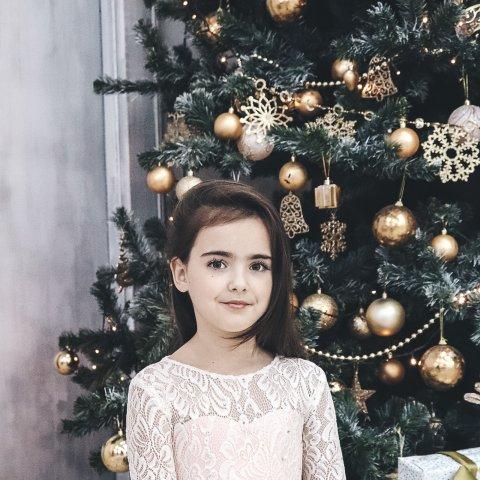 Эрджан София 8 лет