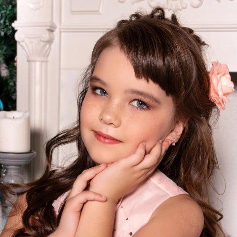 Боровская Велена 6 лет
