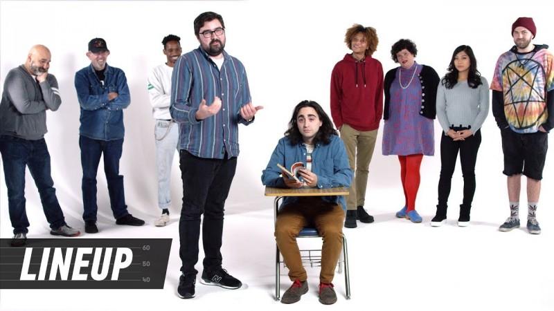 Teachers Guess Who's High | Lineup | Cut смотреть онлайн в хорошем качестве