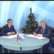 """Новости Ульяновска: """"Первые лица"""" - 23.12.17 официальные новости"""