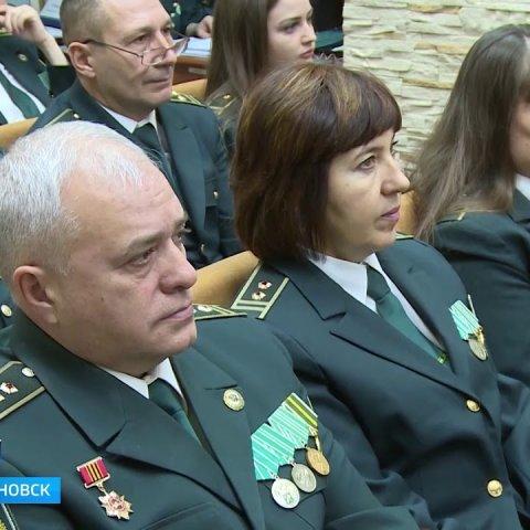 ГТРК Ульяновск Сотрудники таможни подвели итоги за год новости сегодня
