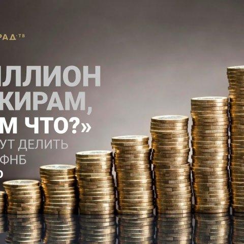 """""""Триллион банкирам, а нам что?"""" Как будут делить деньги ФНБ - Пронько"""