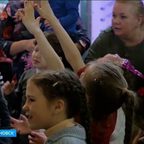 ГТРК Ульяновск Святочные дни - это особое время новости сегодня