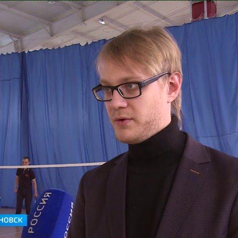 ГТРК Ульяновск Бадминтон – это спорт для всех новости сегодня