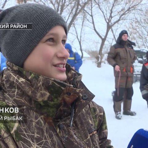 """ГТРК Ульяновск """"Январский окунь"""" новости сегодня"""