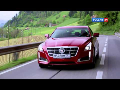 Cadillac CTS 2015 АвтоВести