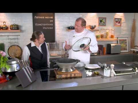 Кулинария: Рецепт капусты гриль с яйцом-пашот в мультиварке от Константина Ивлева