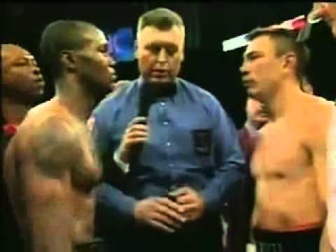 Бокс Костя Цзю и ученик Майка Тайсона видео