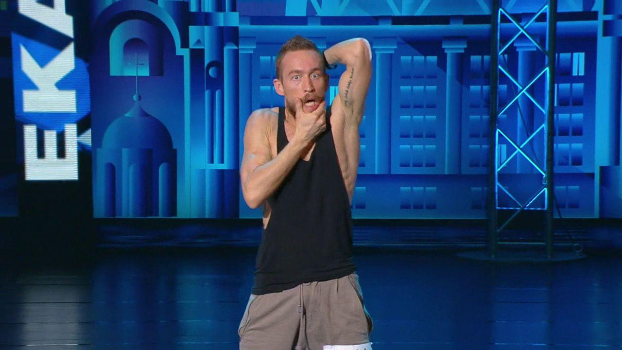 Шоу на ТНТ Танцы: Adam (выпуск 1)