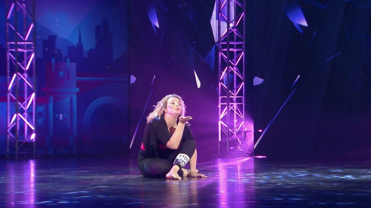 Шоу на ТНТ Танцы: Анастасия Бизяева (выпуск 2)