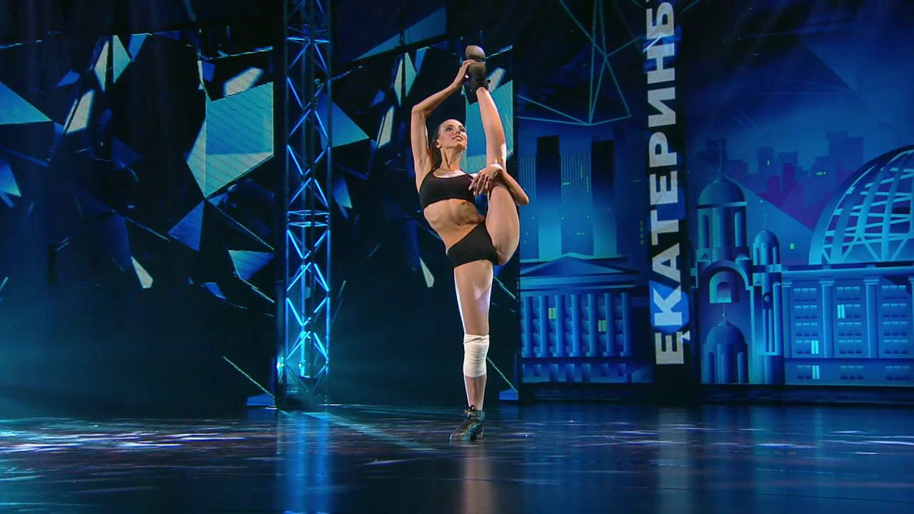 Шоу на ТНТ Танцы: Анастасия Исакова (выпуск 1)