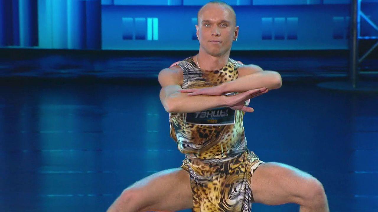 Шоу на ТНТ Танцы: Артём Захаров (выпуск 1)
