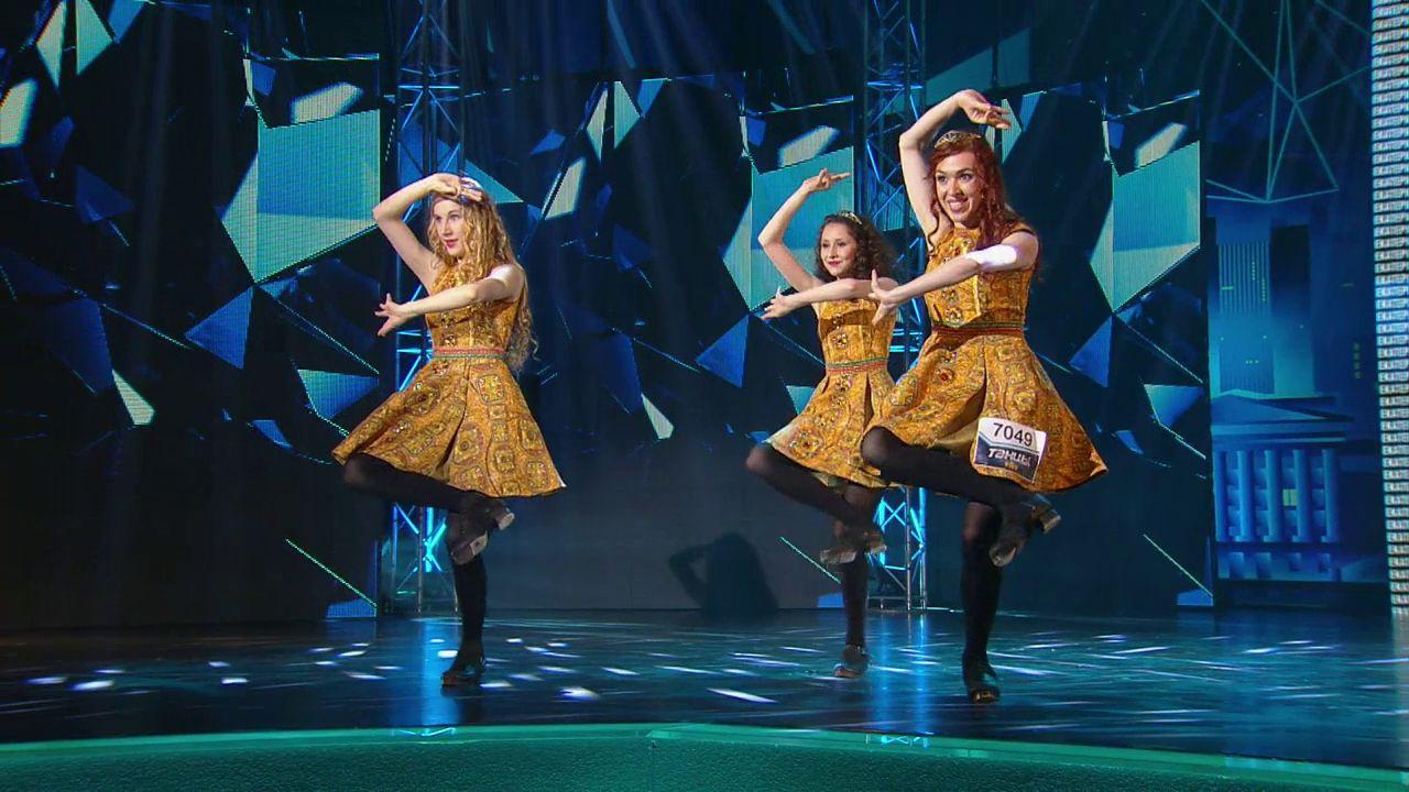 Шоу на ТНТ Танцы: Балет Exclusive (выпуск 1)