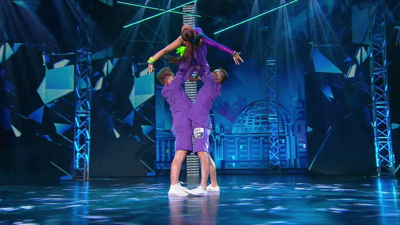 Шоу на ТНТ Танцы: Crazy Motion (выпуск 1)