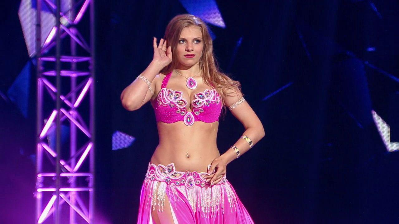 Шоу на ТНТ Танцы: Дарья (выпуск 2)
