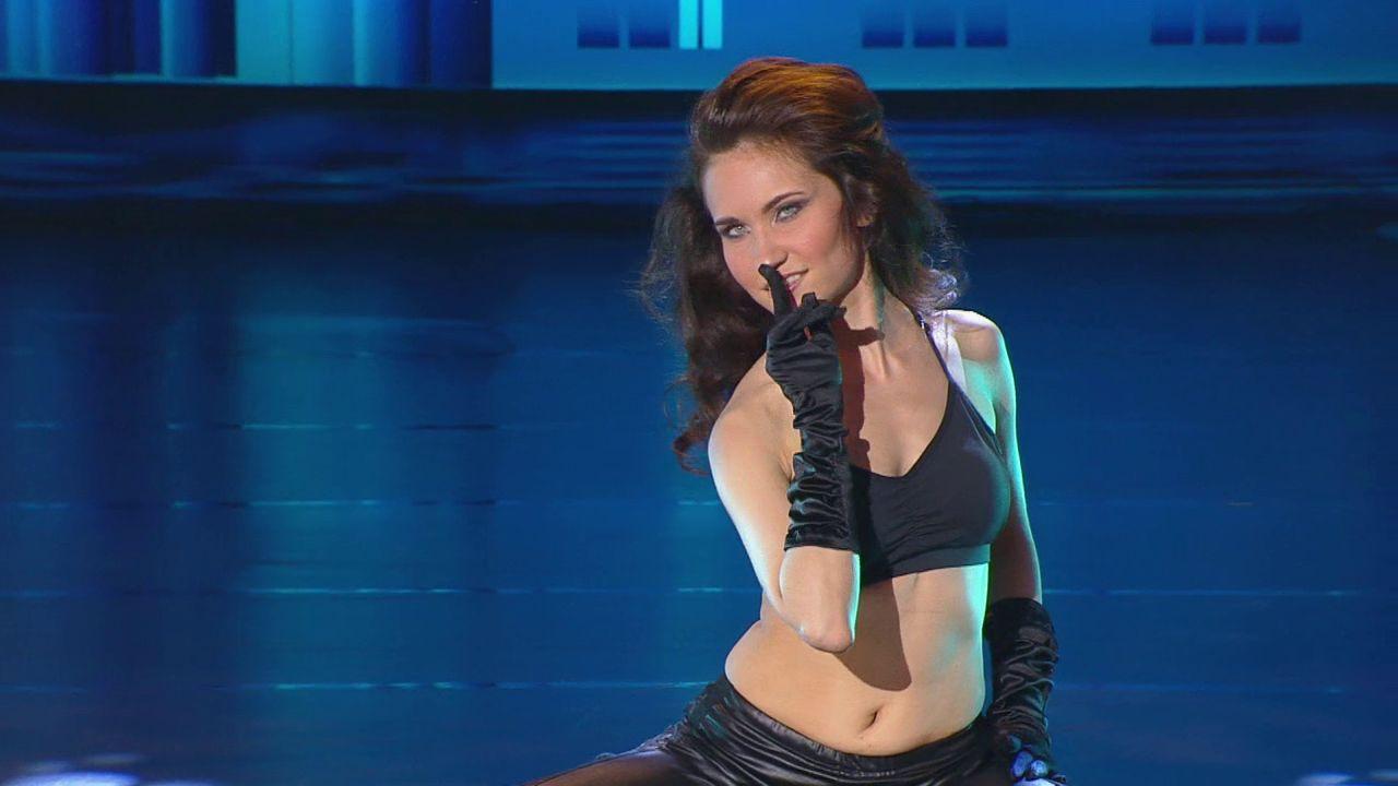 Шоу на ТНТ Танцы: Ирина Минликаева (выпуск 1)