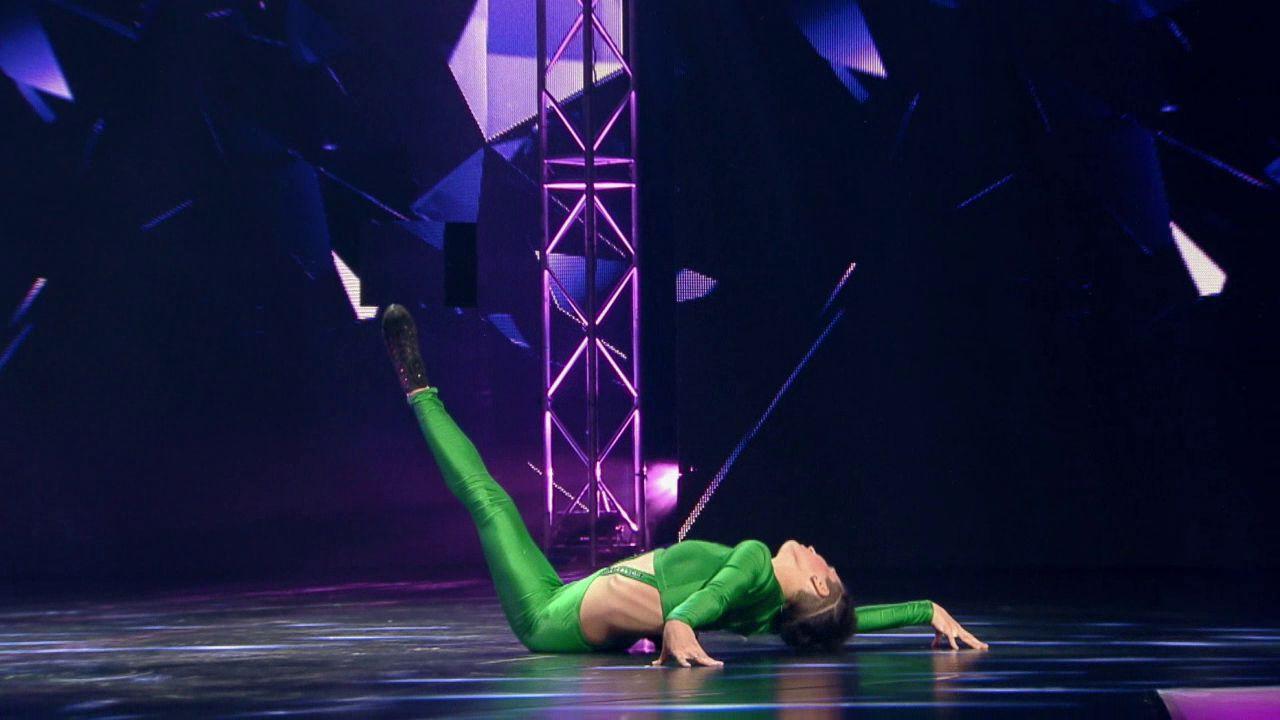 Шоу на ТНТ Танцы: Кекс (выпуск 2)