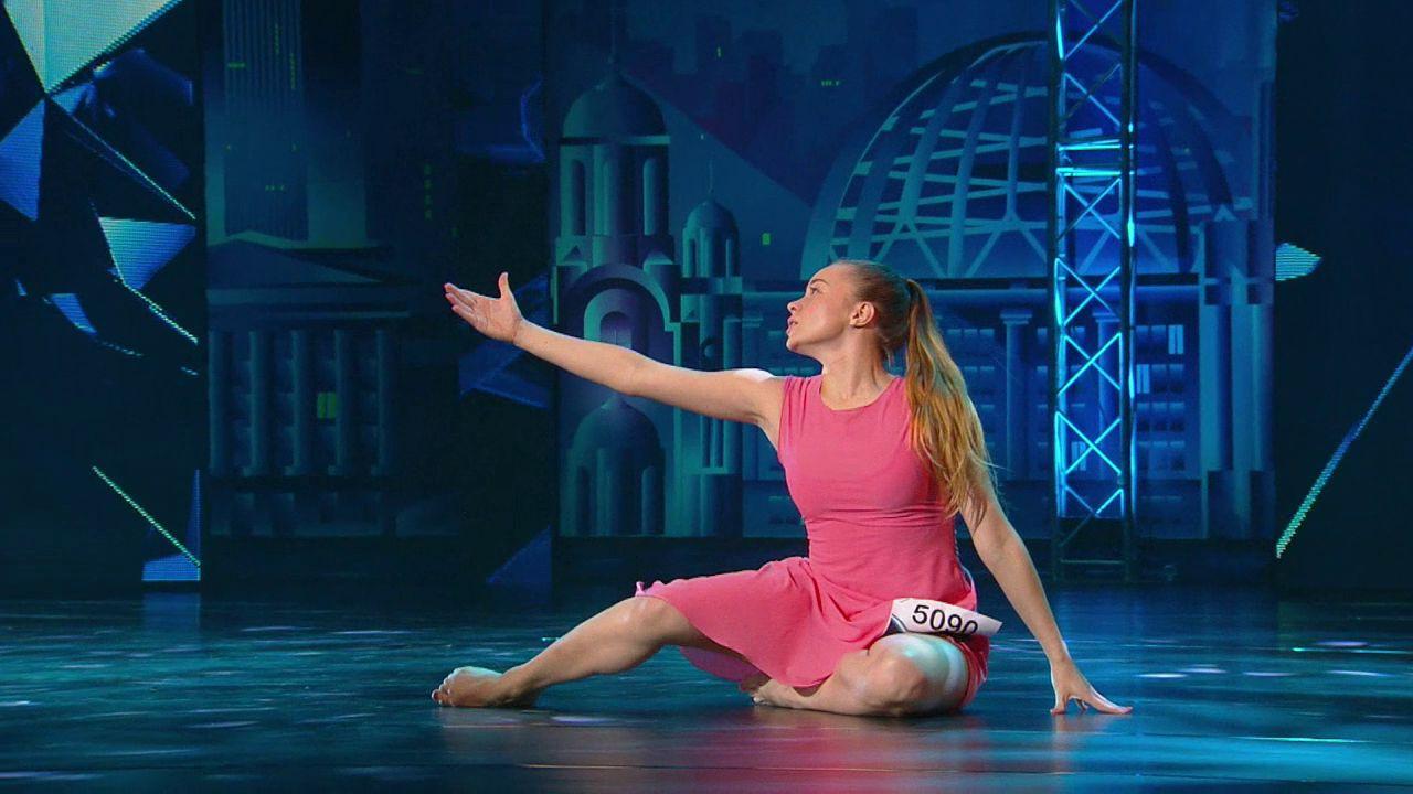 Шоу на ТНТ Танцы: Лиля (выпуск 1)