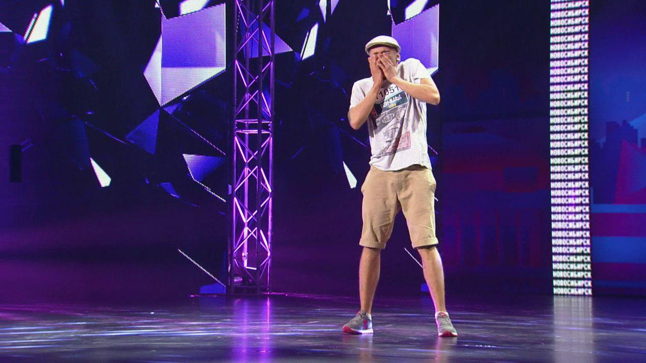 Шоу на ТНТ Танцы: Макс Метро (выпуск 2)