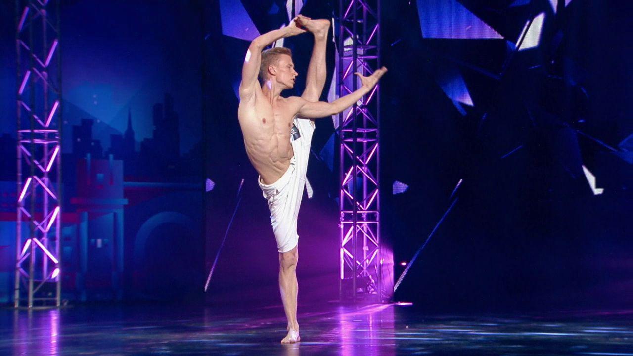Шоу на ТНТ Танцы: Никита Скатов (выпуск 2)