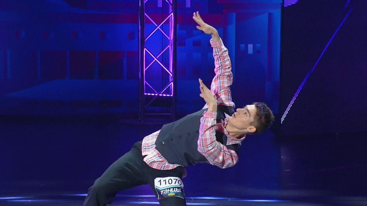 Шоу на ТНТ Танцы: Николай Kolombo (выпуск 2)