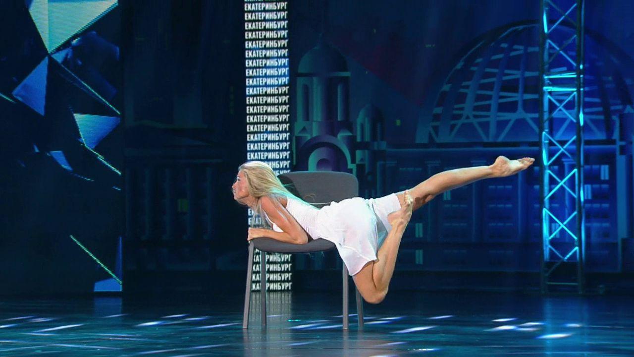 Шоу на ТНТ Танцы: Оля Ice (выпуск 1)