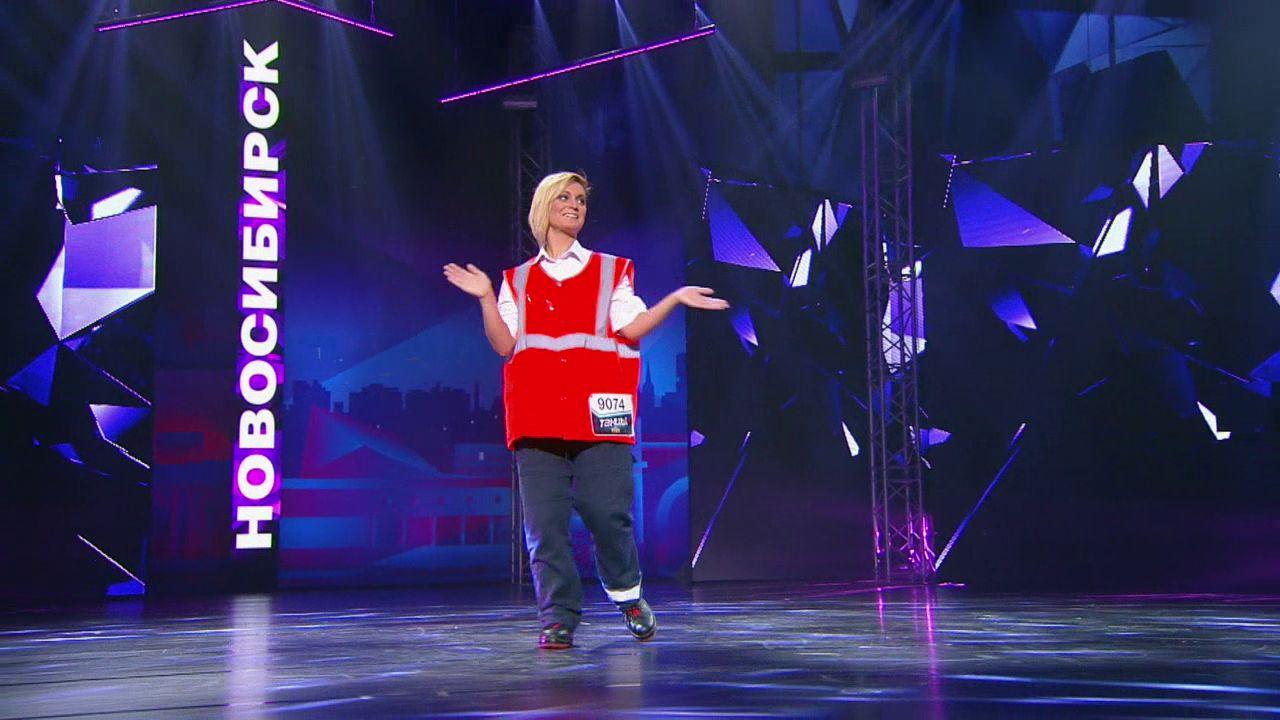 Шоу на ТНТ Танцы: Полина Зарецкая (выпуск 2)
