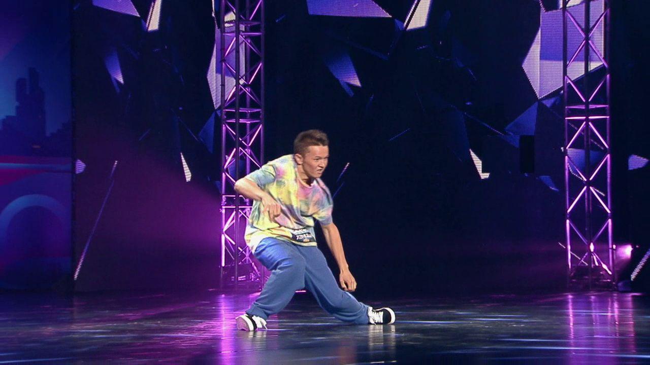 Шоу на ТНТ Танцы: Талант (выпуск 2)