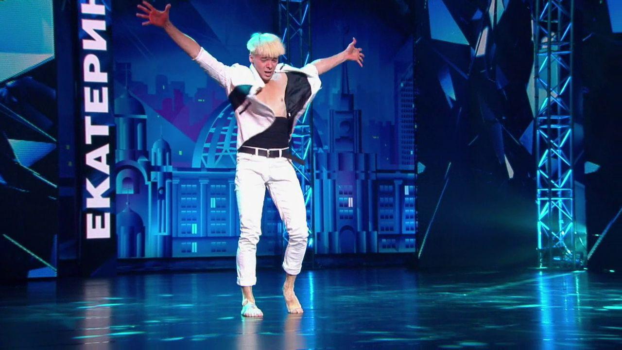 Шоу на ТНТ Танцы: Виталий Савченко (выпуск 1)