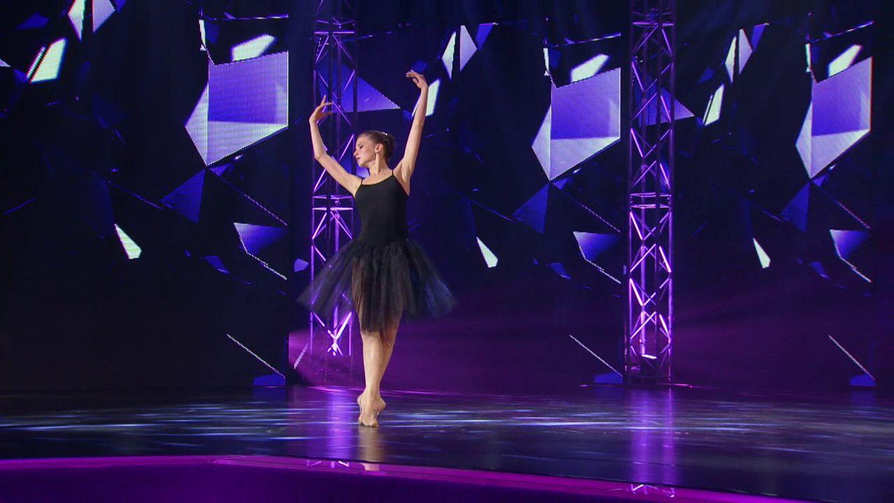 Шоу на ТНТ Танцы: Юлия Дорн (выпуск 2)