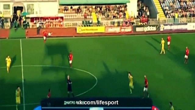 Видео Украина U21 - Швейцария U21 2:0 HD