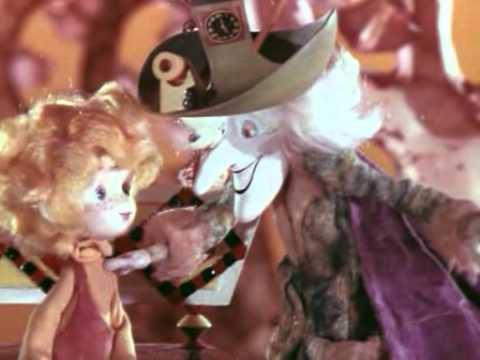 Мультфильм 2. Встреча с волшебником. Незнайка в Солнечном городе.
