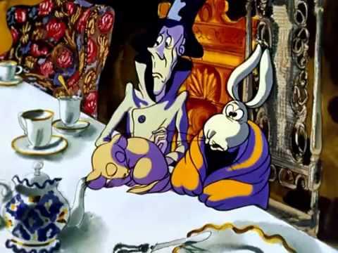 Смотреть мультфильм Алиса в Стране Чудес (2 мультфильм)