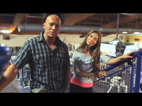 Мастер-класс: Денис Семенихин и Виктория Юшкевич специально для канала YouGifted