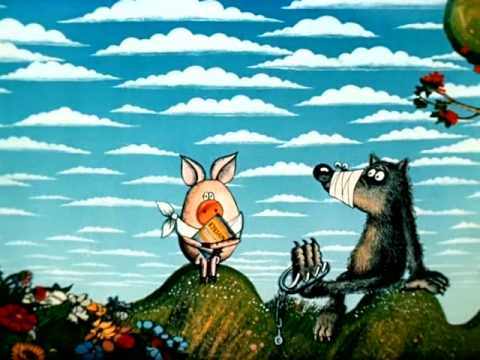 Мультфильм Доктор Айболит 1. Доктор Айболит и его звери.
