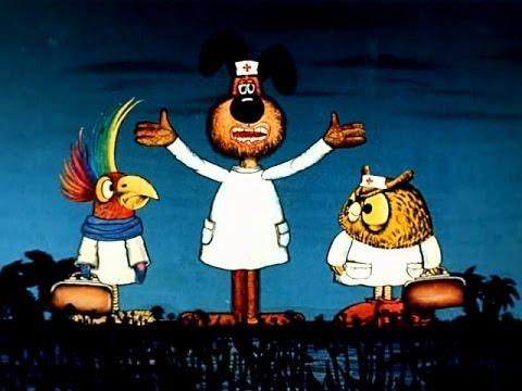 Мультфильм Доктор Айболит 3. Варвара - злая сестра Айболита.