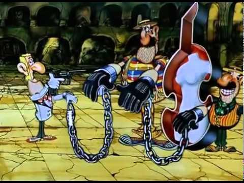 Смотреть мультфильм Приключения капитана Врунгеля Серия 9